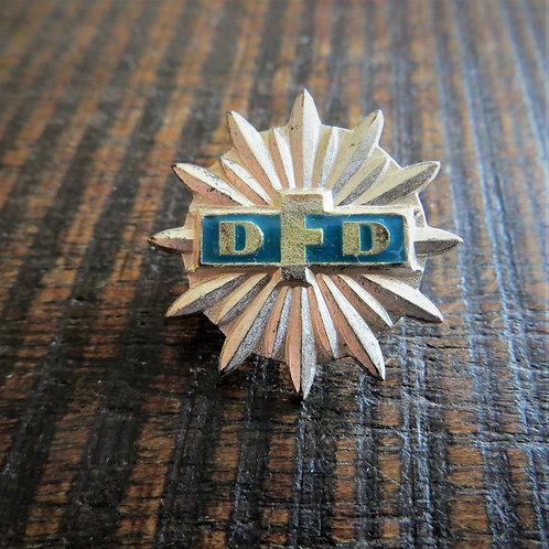 "Pin DDR Democratic Women's League ""Silver Edition"""