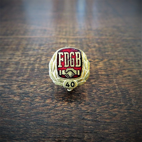 Pin DDR FDGB