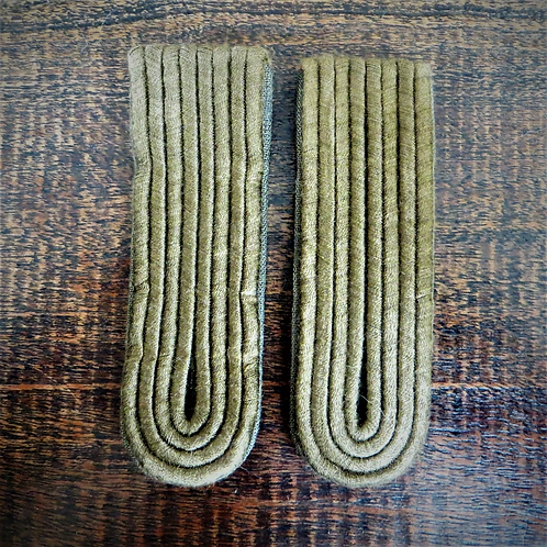 Various DDR Army Uniform Epaulet