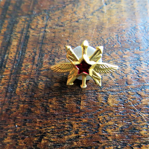 Pin Soviet Russia Army Uniform Pin