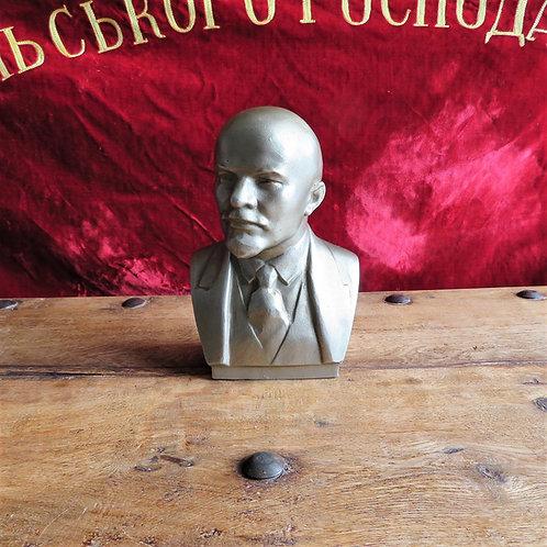 Bust Lenin