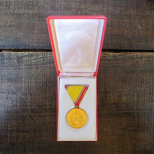 Medal Hungary Defense Merit Medal