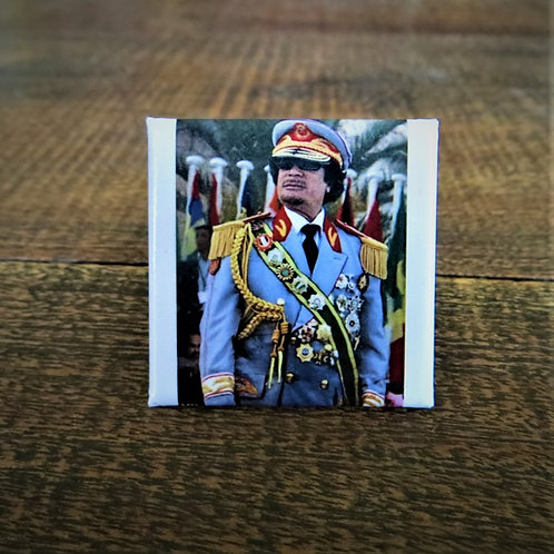 Fridge Magnet Muammar Gaddafi