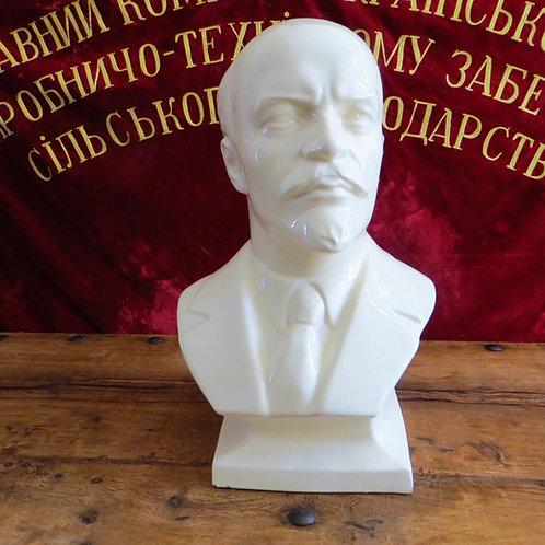 Bust Lenin Big