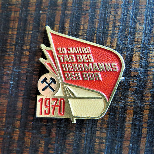 Pin DDR Day Of The Miner 1970
