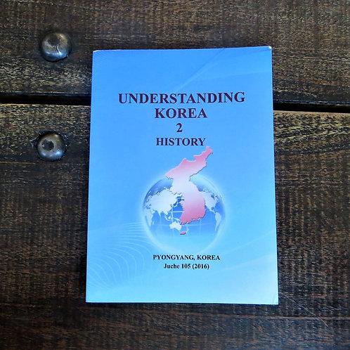 Book North Korea Understanding Korea 2 History 2016