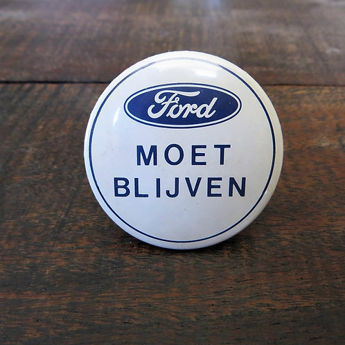 Pin Netherlands Ford Must Stay