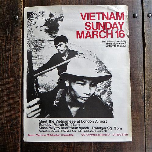 Poster United Kingdom Original Vietnam
