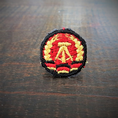 Various DDR Army Hat Ornament