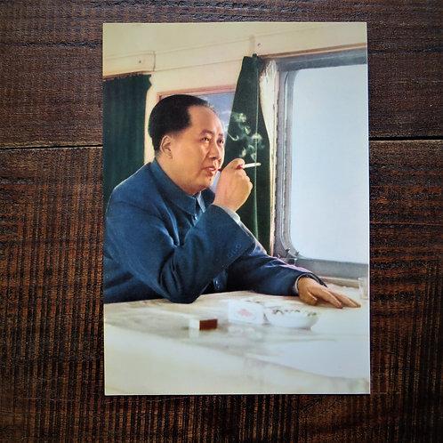 Various China Miniposter Mao Zedong