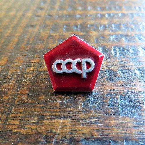 Pin Soviet Russia CCCP
