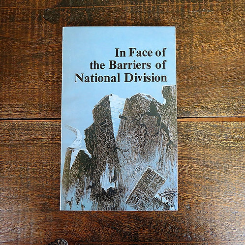 In Face Of The Barries Of National Division 1990