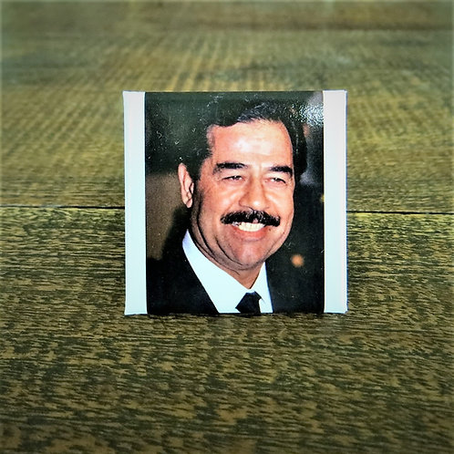 Fridge Magnet Saddam Hussein