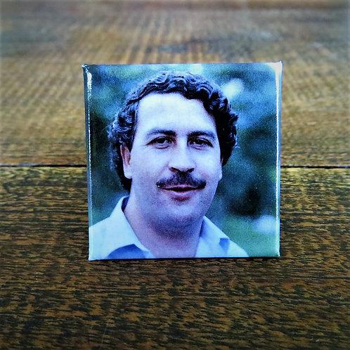 Fridge Magnet Pablo Escobar