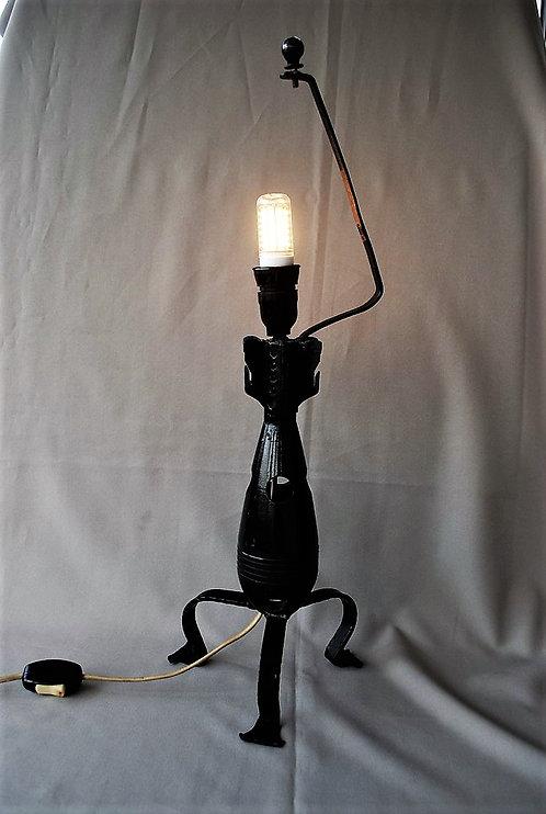 Mortar Lamp