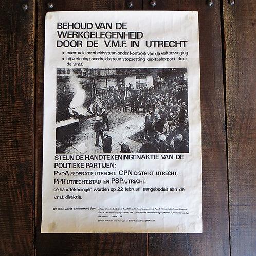 Poster Netherlands