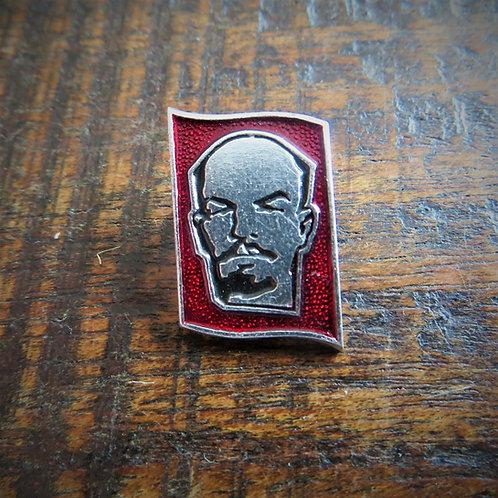 Pin Soviet Russia Lenin Pin