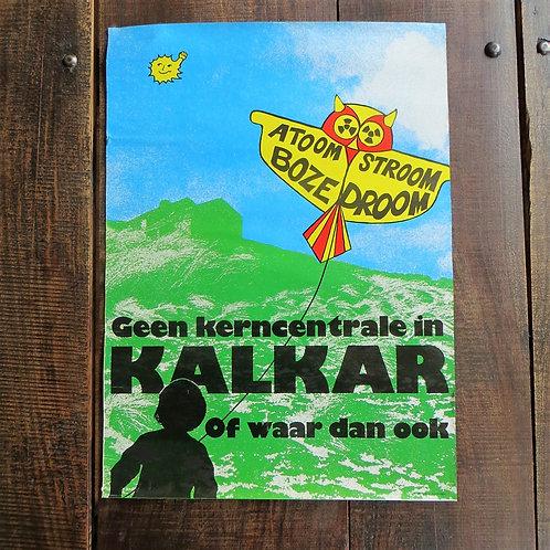 Poster Netherlands Original Kalkar