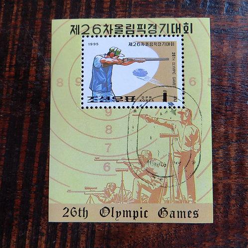 Olympic Games Atlanta 1996 Minisheet 1995
