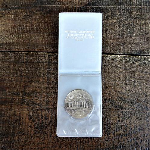 Medal DDR Nationale Volksarmee