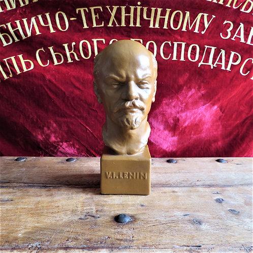 Lenin Bust Big