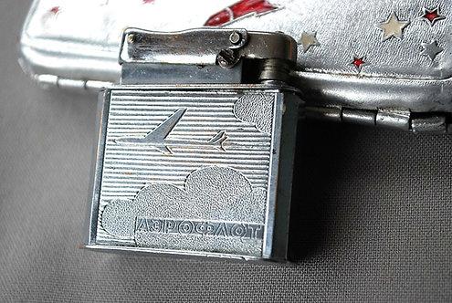 Various Soviet Russia Aeroflot Lighter