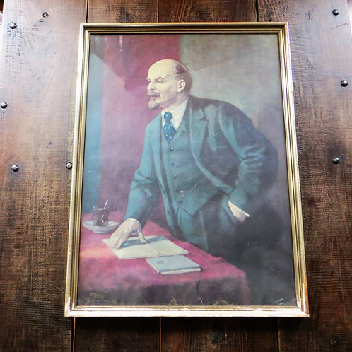 Various Soviet Russia Lenin