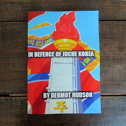 Book United Kingdom In Defence Of Juche Korea 2017