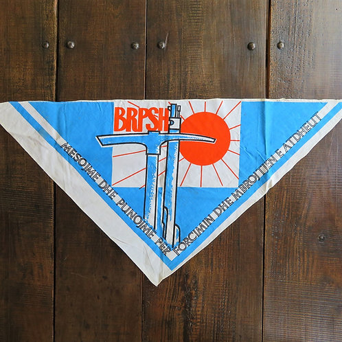 Various Albania BRPSH Scarf