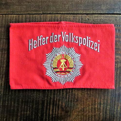 Various DDR Voluntary Helper People's Police