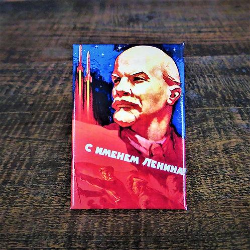 Fridge Magnet Lenin Magnet