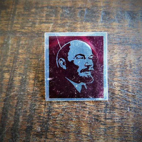 Pin Soviet Russia Lenin