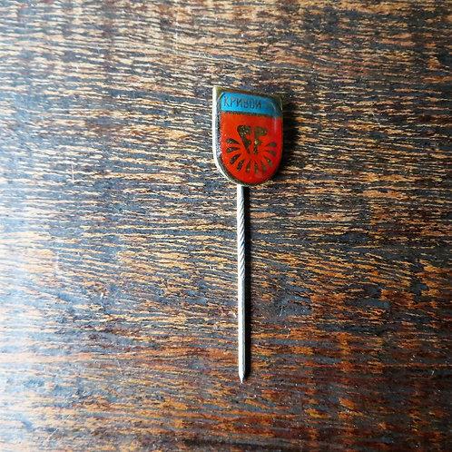 Pin Soviet Russia