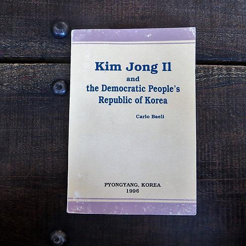Book North Korea Kim Jong Il And The Democratic People's Republic Of Korea 1996