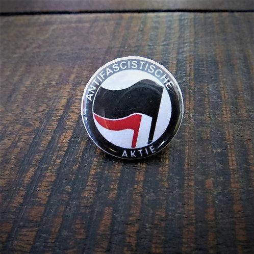 Pin Netherlands Dutch AFA Button