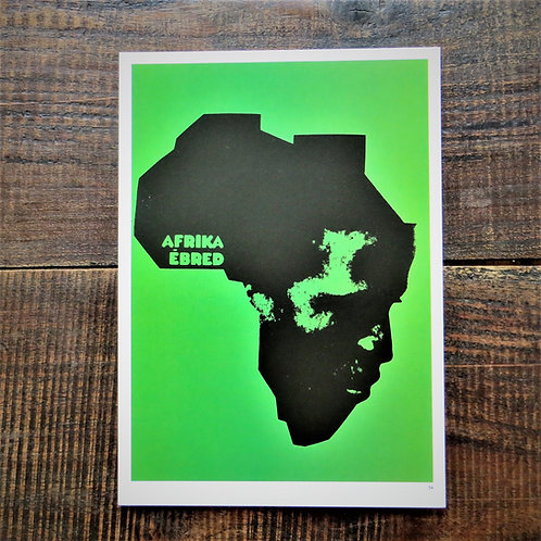 Poster Hungary Reproduction Africa Is Waking Up