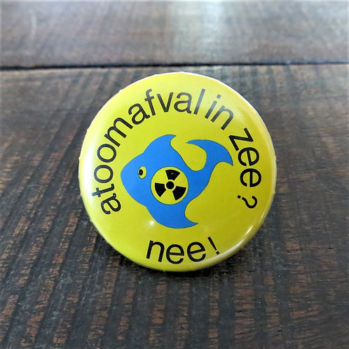 Pin Netherlands Nuclear Waste