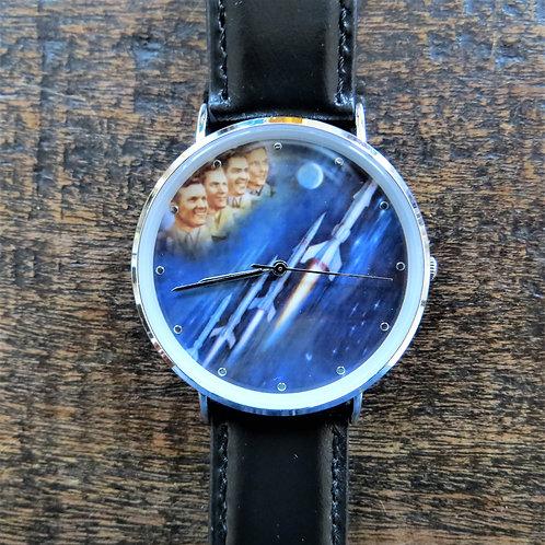Watch Soviet Russia CCCP Space Watch