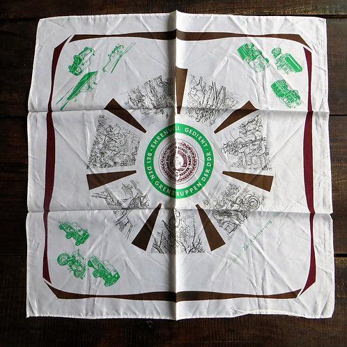 Various DDR Silk Cloth Borderpatrol DDR