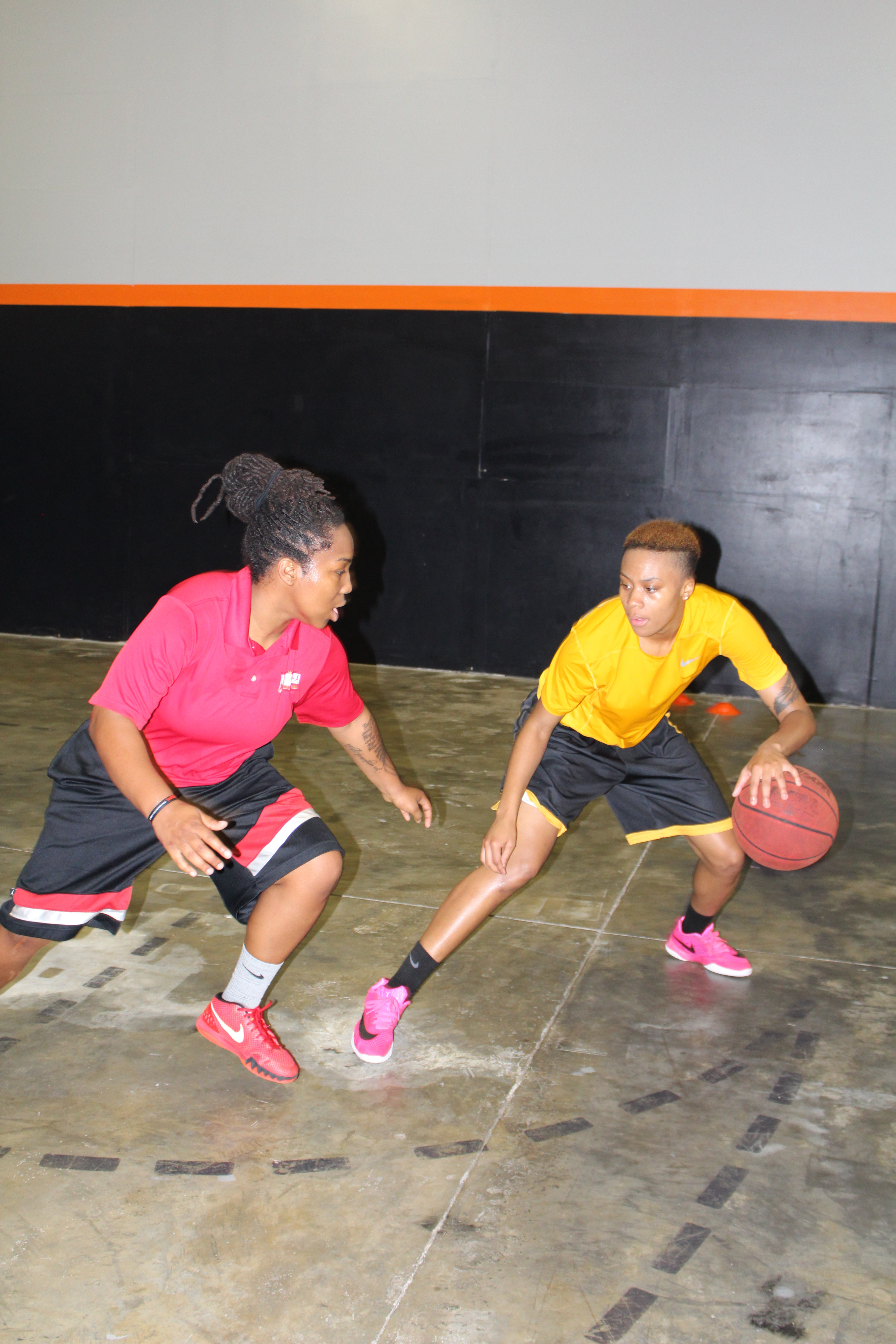 ISP: HOOP ICON INDIVIDUAL WORKOUT