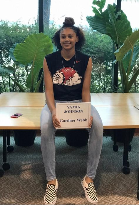Yamia Johnson