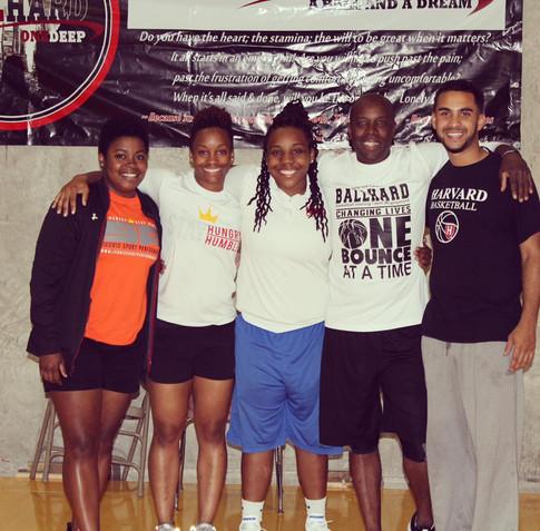Ball Hard Basketball Clinic