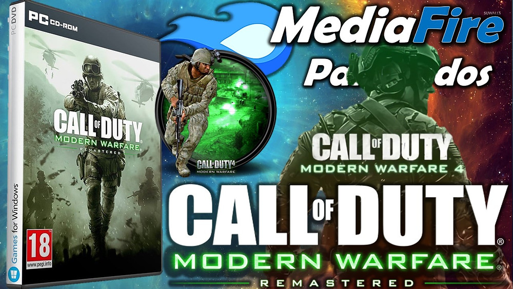 Crack para call of duty modern warfare 2 remastered pc system