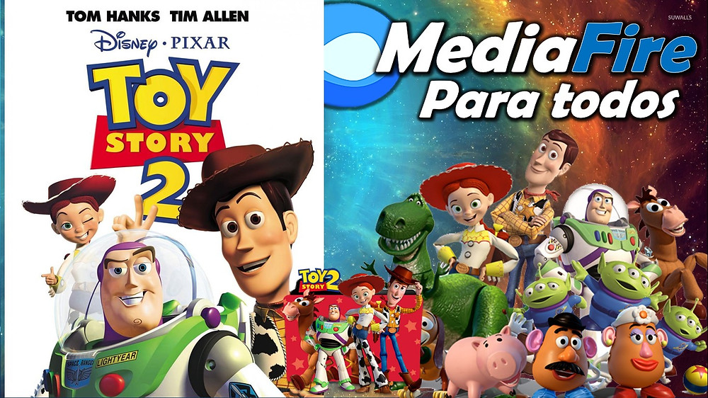 Toy Story 2 Full Hd 1080p Blu Ray Por Mediafire