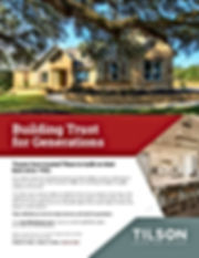Tilson Home Builders