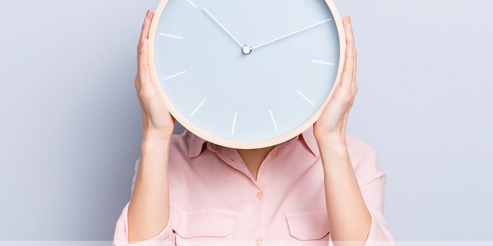 Organiza tu semana y saca tiempo para todo