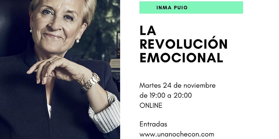 """Inma Puig y """"La revolución emocional"""""""
