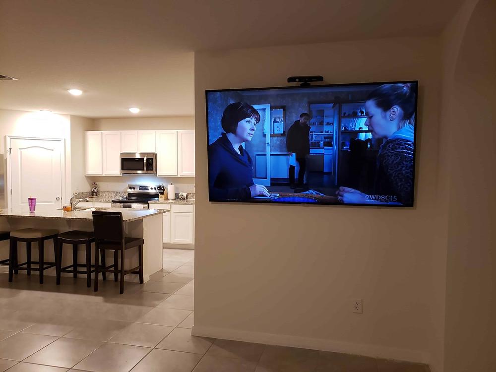 TV Mounting Service & Installation Profecional