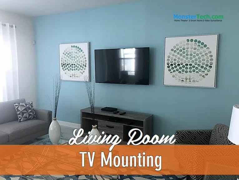 TV Mounting Service Near You