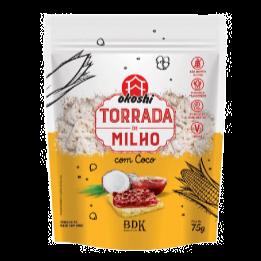 Torrada de milho - OKOSHI